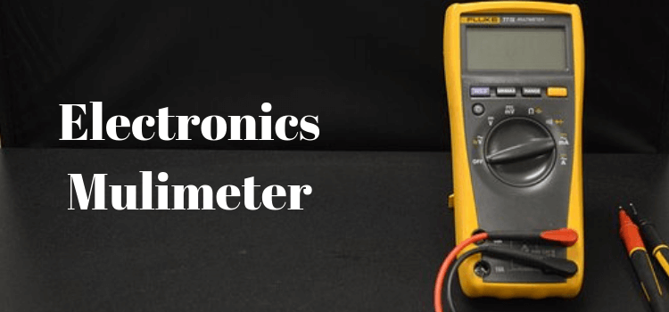 Best Electronics Multimeter