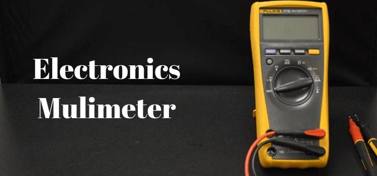 Best Electronics Multimeter