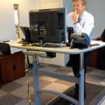 active workstation for blog