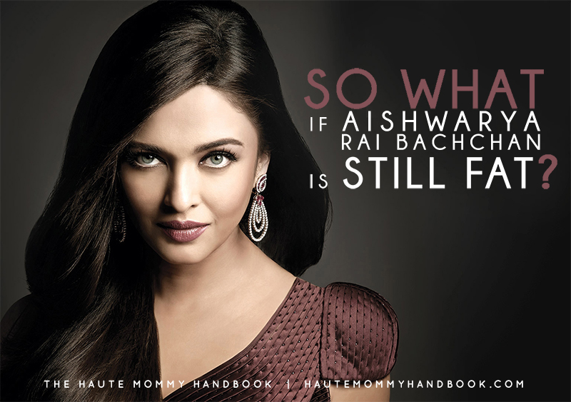 Aishwarya Rai Weight Loss Diet!