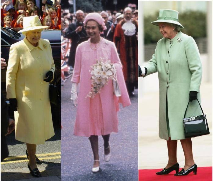 Queen Elizabeth II Style