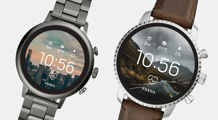 Fossil Launches  Its Smartchwatch