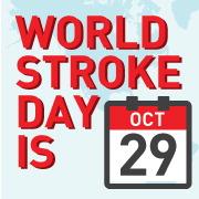 World Stroke Day October 29, 2018!