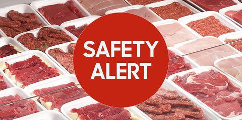 Warning -Raw Beef Being Recalled