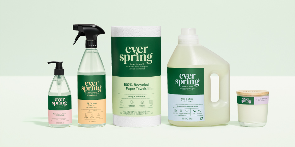 EverSpring Cleaning Products
