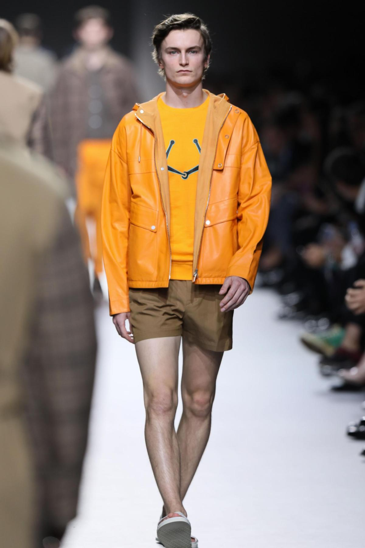 Hermes Mens Spring Summer 2019