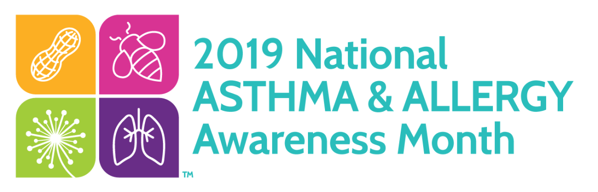 May 2019 Asththma & Allergy Awarness Month