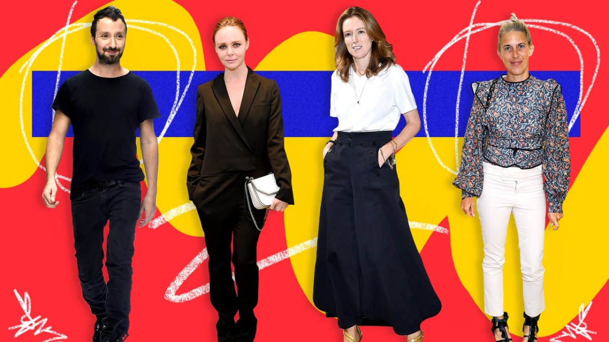 Best of The  British Fashion Desginers 2019