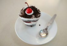Royal Black Forest Cake Pastry @ Cakewala, Jayanagar 4th T Block
