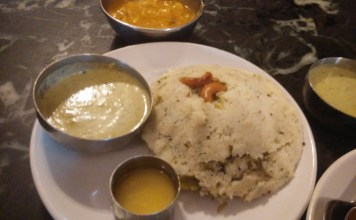 MTR Rava Idli @ Mavalli Tiffin Rooms (MTR), Lalbagh road near Urvashi Theatre