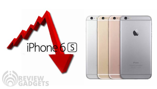 Apple iPhone 6S showing lowest sales growth rate ever? are the high price of the iPhone 6s is the reason or any other hidden reason slow Apple growth