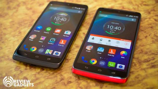 Moto Droid Turbo Smartphone review