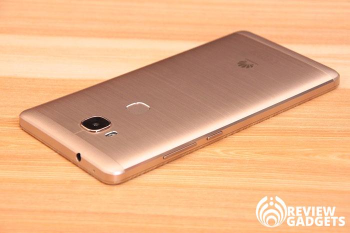 Huawei GR5 back view
