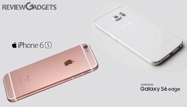 Samsung Galaxy S6 vs Apple iPhone