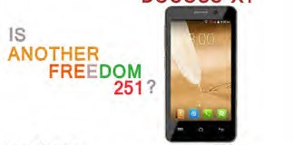 Docoss X1 Phone