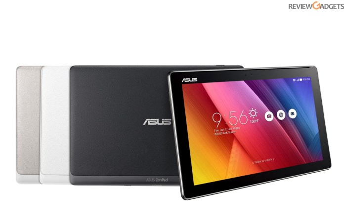 Asus ZenPad Z8 launched