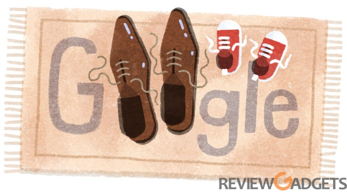 What Google did on father's day