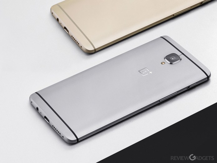 OnePlus 3 Soft Gold Color Variant Officially Launched