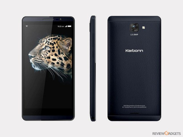 Karbonn Quattro L55 HD Launched