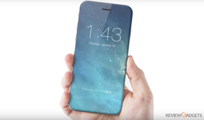 Apple's planning an all-glass 'edge' display for the iPhone
