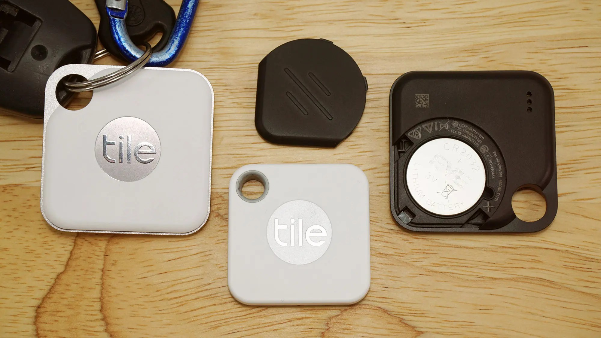 tile s new mate pro and slim trackers