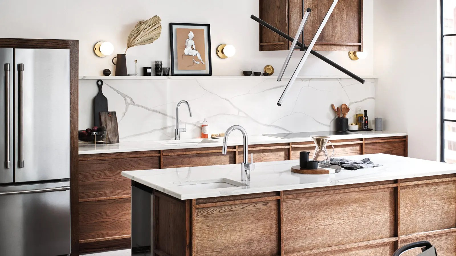 voice controlled faucet review geek