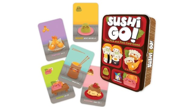 sushi go card board game