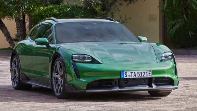 Porsche Taycan GT Wagon