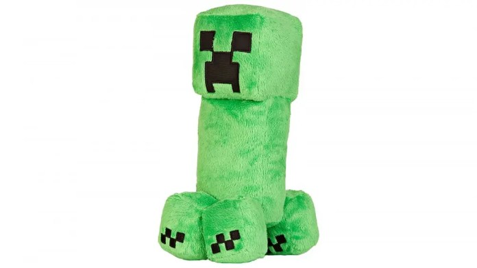 Creeper Plush Toy