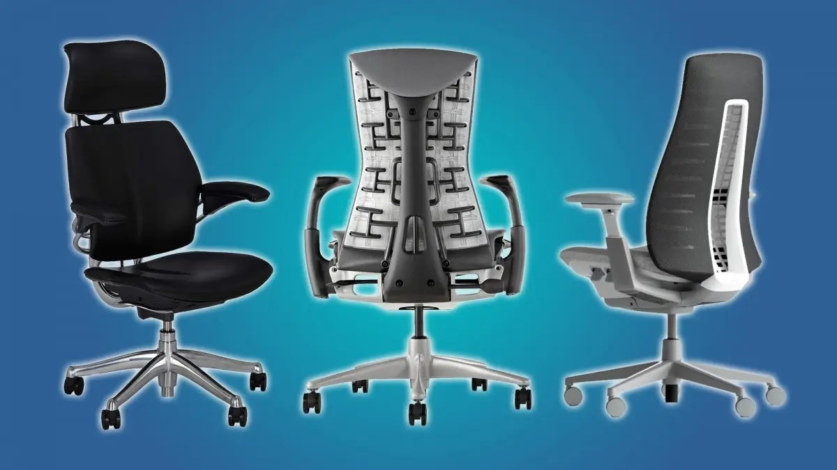 The Best Premium Office Chairs For Back Support Comfort And More Review Geek
