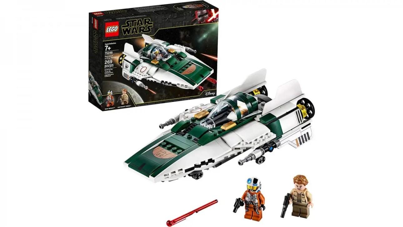 LEGO Звездные войны Сопротивление A-Wing