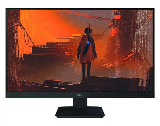 its Dell monitor will give you excellent gaming performance that will not ruin you.