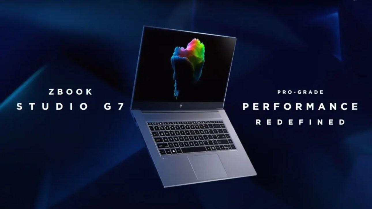 HP Zbook G7