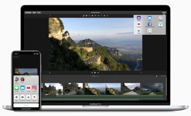 iMovie is one of the best video editors available for novices, and it is free on Mac hardware.