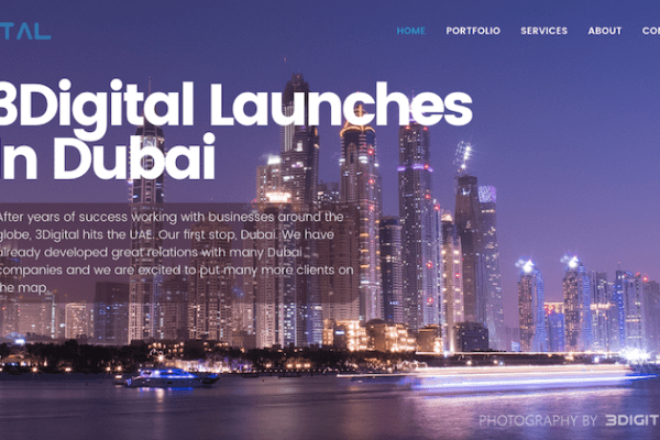 3Digital Dubai SEO