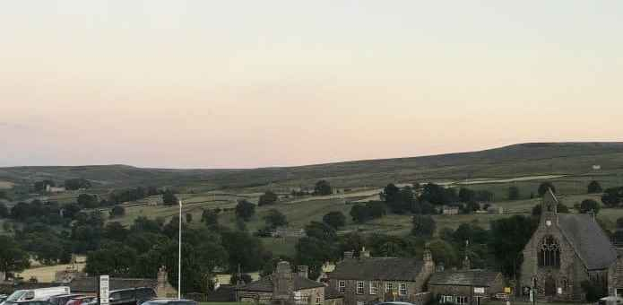 Beyond belief in Reeth