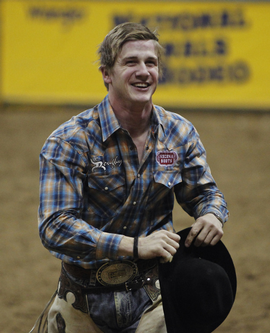 Many Riders Proudly Go Against Common Nfr Superstitions Las Vegas Review Journal