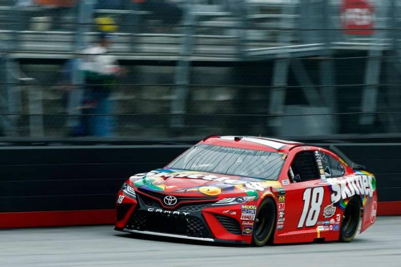 Kyle Busch wins rain-delayed NASCAR Cup Series race at Bristol – Las Vegas Review-Journal