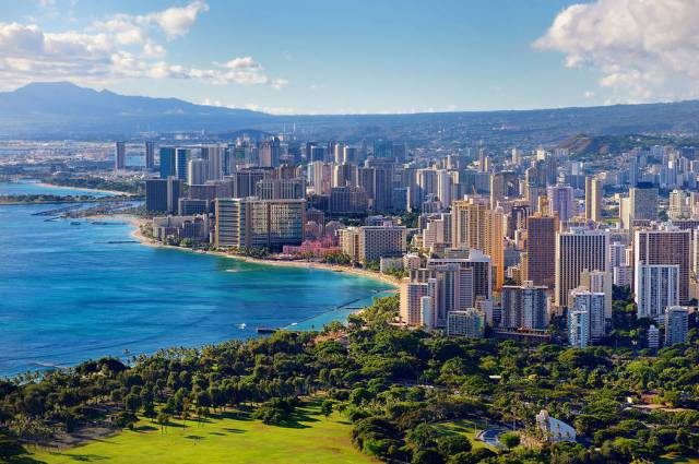 Hawaii's Oahu population drops from 2010 to 2018, data shows | Las Vegas  Review-Journal