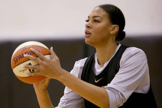 Liz Cambage doubtful for Las Vegas Aces' season opener ...