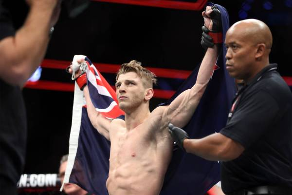 Dan Hooker looking to make splash at UFC Fight Night 168