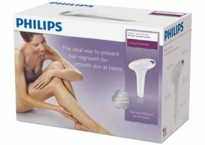 Phillips Lumea Comfort IPL Hair Removal System