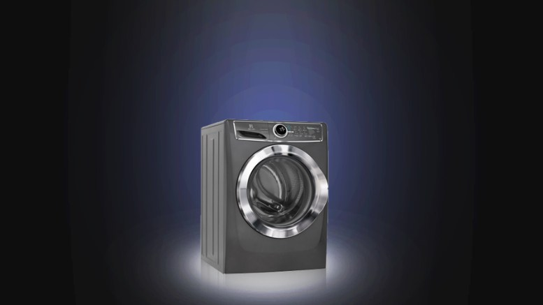 Electrolux Perfect Steam Washer EFLS617STT