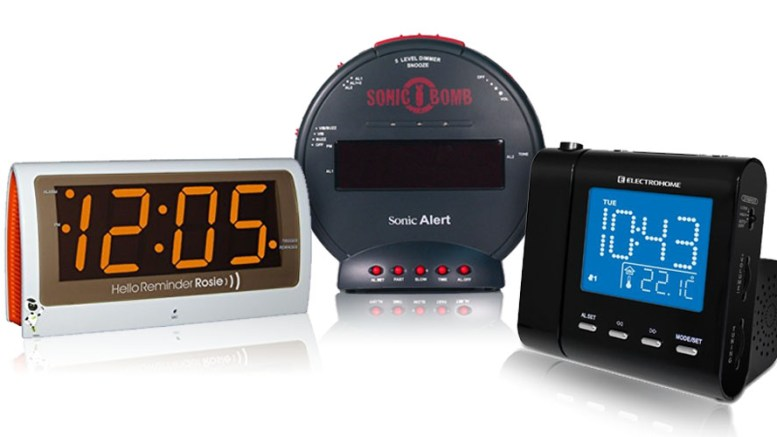 best alarm clock reviews