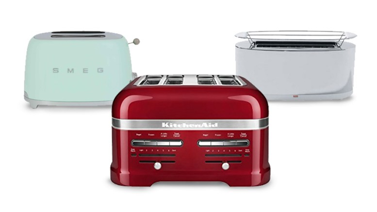 12 Best Toasters Reviews 2 & 4 Slice Top Rated Toasters 2017