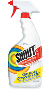 Free Samples Of Shout Stain Remover