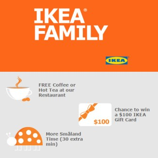 IKEA Free Coffee