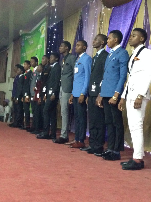 Guys in their suits.. Apologies once again for the picture quality