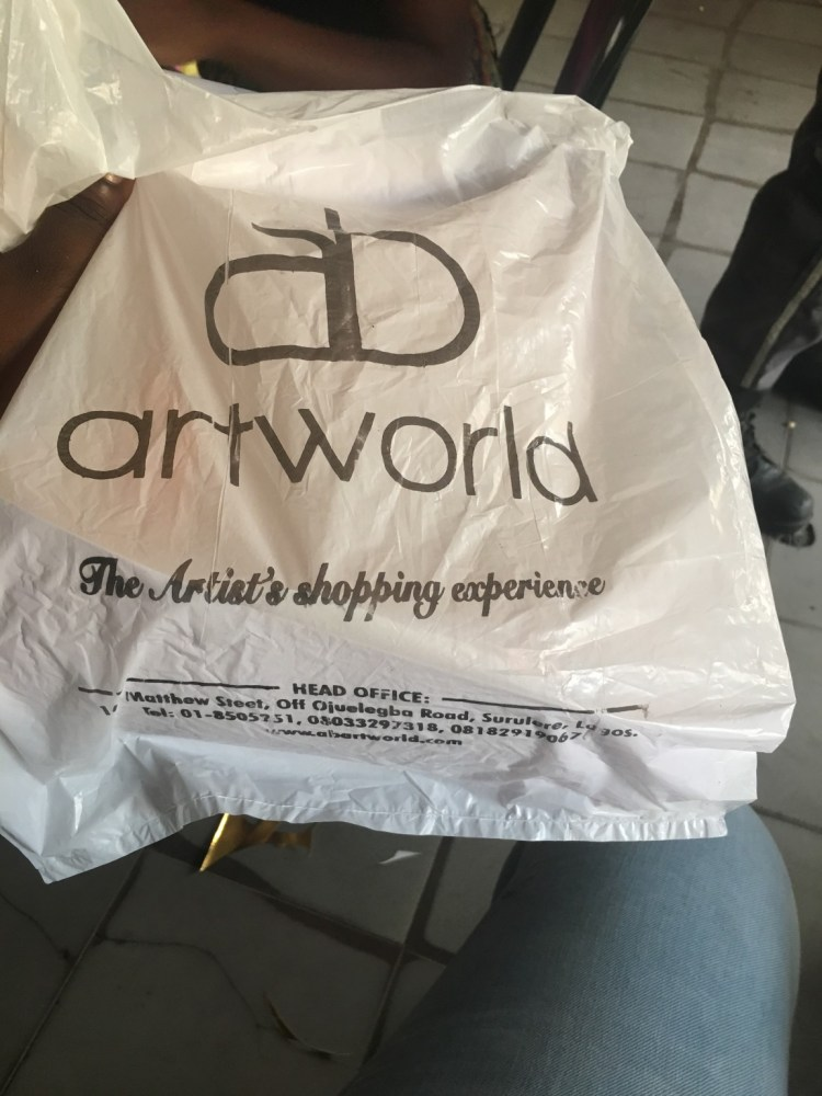 AB Artworld Lagos