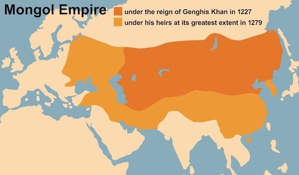 The Mongols proved to be a formidable ghting force, conquering much of Europe and Asia. Yet they too eventually accepted Islam. © Peter Hermes Furian | Shutterstock